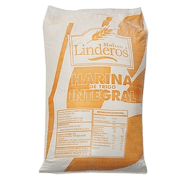 Harina Integral Saco 25 Kg Linderos