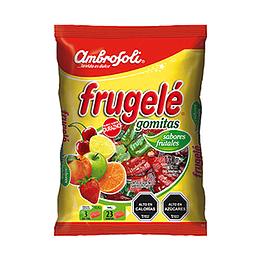 Gomitas Frutales Frugele 130 Gr Ambrosoli