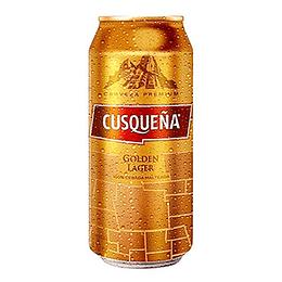 Cerveza Lager Lata 6 X 473 Ml Cusqueña