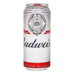 Cerveza Lager Lata 6 X 473 Ml Budweiser