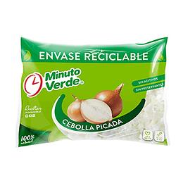 Cebolla Picada 250 Gr Minuto Verde