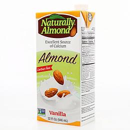 Leche de Almendra 946 Ml Naturally Almond