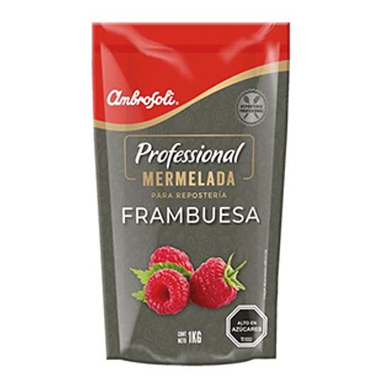 Mermelada Frambuesa 1 Kg Carozzi