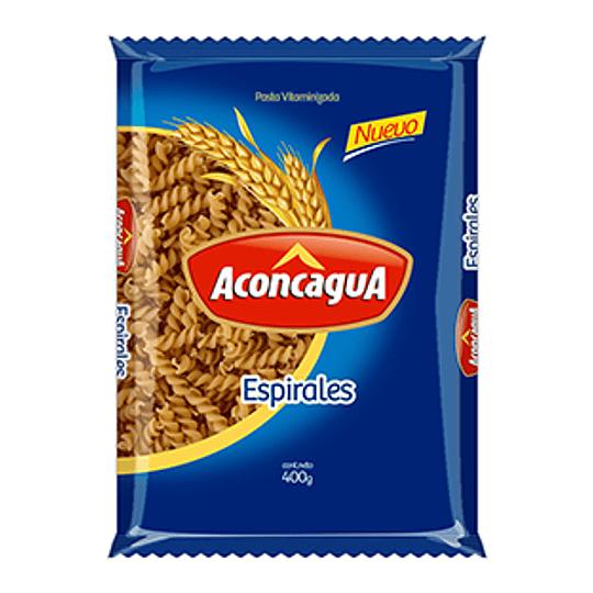 Fideos Espirales N° 49 400 Gr Aconcagua