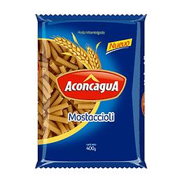 Fideos Mostaccioli N° 46 400 Gr Aconcagua