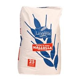Harina Hallulla Saco 25 Kg Linderos
