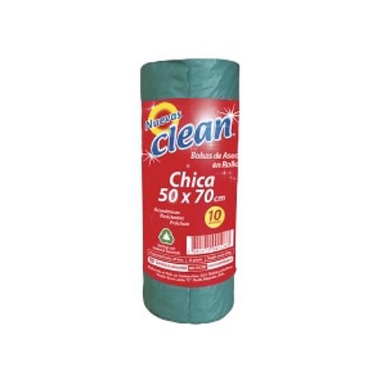 Bolsa Basura 50 X 70 Cm  Clean