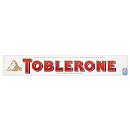 Chocolate de Leche Blanco 100 Gr Toblerone
