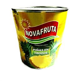 Piña en Cubo  820 Gr Novafruta
