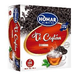 Te Ceylan Premium 100 Bols Homar
