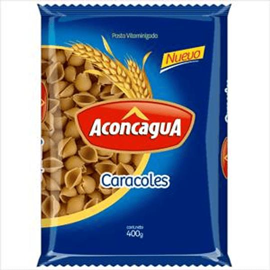 Fideos Caracol N°55  400 Gr Aconcagua