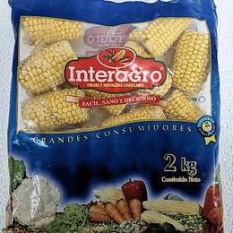 Choclo Trozo  2 Kg Interagro