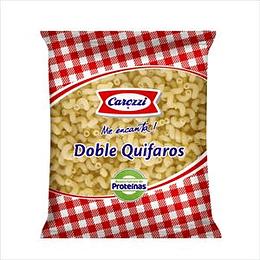Fideos Doble Quifaro N° 47 400 Gr Carozzi