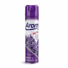 Desodorante Aerosol Jardín de Lavanda  225 Gr Arom