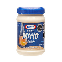 Mayonesa Frasco  397 Gr Kraft