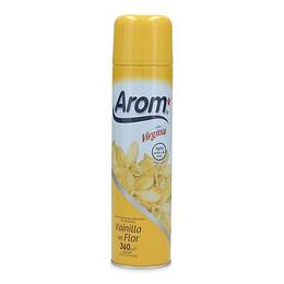 Desodorante Aerosol Vainilla en Flor 225 Gr Arom