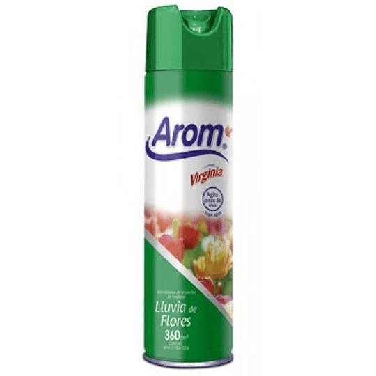 Desodorante Aerosol Lluvia de Flores  225 Gr Arom