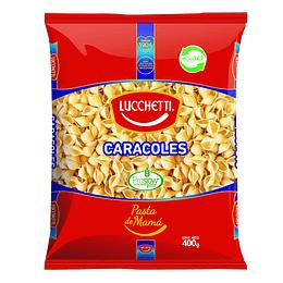 Fideos Caracoles N° 36 400 Gr Lucchetti