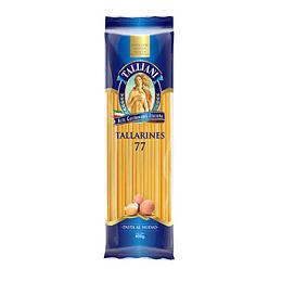 Fideos Tallarines N°77  400 Gr Talliani