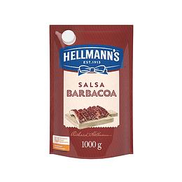 Salsa Barbecue  1 Kg Hellmanns