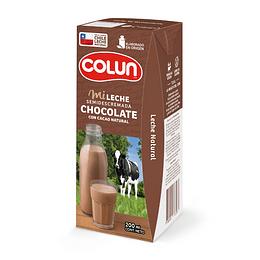 Leche Sabor Chocolate 6 X 200 Ml Colun