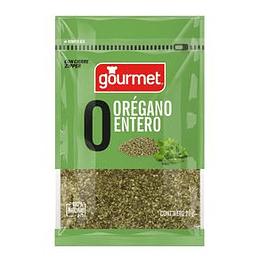 Oregano Entero 50 Gr Gourmet