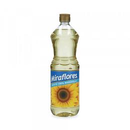 Aceite Maravilla  1000 Ml Miraflores