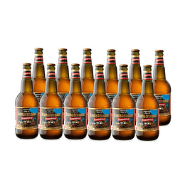 Cerveza Botella 12 X 500 cc Kunstmann Torobayo
