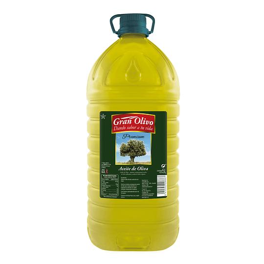 Aceite de Oliva 5 Lt Gran Olivo