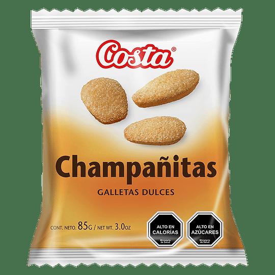 Galleta Champañita Unidad 85 Gr Costa