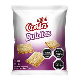 Galleta Mini Dulcitas 40 Gr Costa