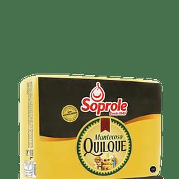 Queso Mantecoso Pieza 8,3 Kgs Quilque Soprole