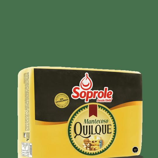 Queso Mantecoso Pieza 8,7 Kgs Quilque Soprole ($5.790 X Kilo)