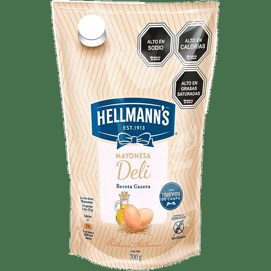 Mayonesa Deli 1,94 Kg Hellmanns
