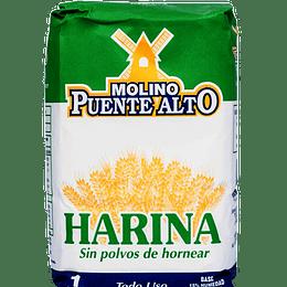Harina Sin Polvo 1 Kg Puente Alto