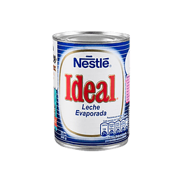 Leche Evaporada Ideal 400 Gr Nestle