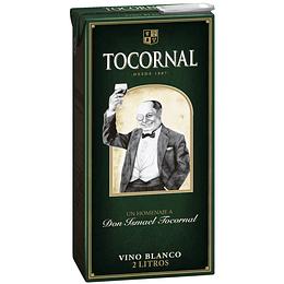 Vino Blanco Tetra 1 Lt Tocornal