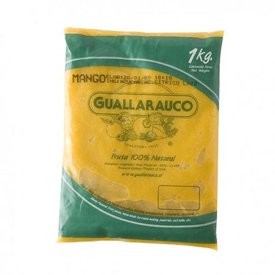 Pulpa Mango 1 Kg Guallarauco
