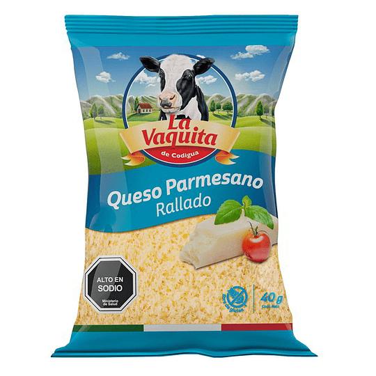 Queso Parmesano Rallado 1 Kg La Vaquita