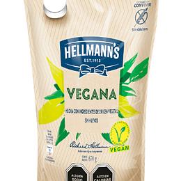 Mayonesa Vegana 670 Gr Hellmanns
