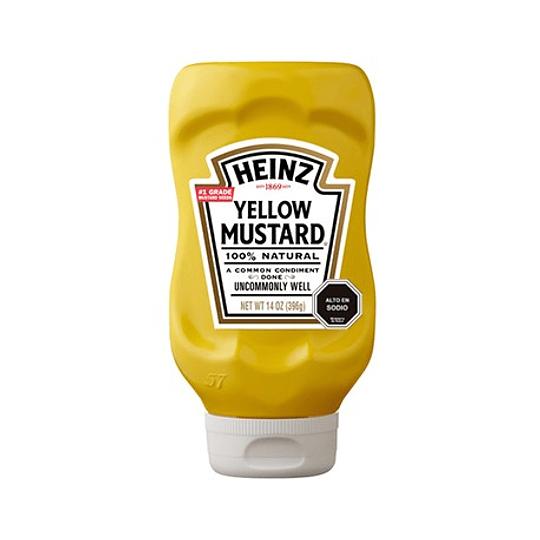Mostaza 368 Gr Heinz