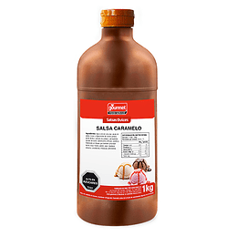 Salsa Caramelo 1000 Gr Gourmet