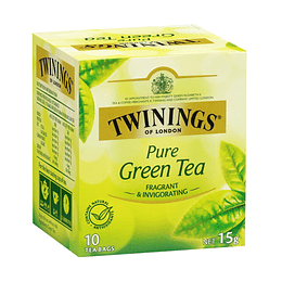 Te Pure Green 10 Bolsitas Twinings