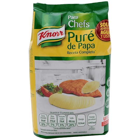 Pure Papas 2 Kg Knorr