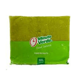 Pure De Palta 500 Gr Minuto Verde