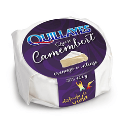 Queso Camembert 100 Gr Quillayes