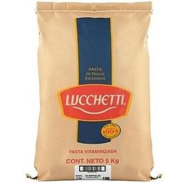 Fideos Tallarin 5 Kg Lucchetti