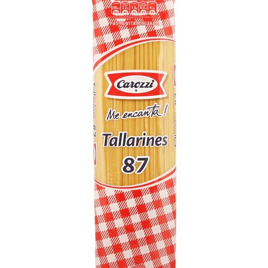 Fideos Tallarin N° 87 400 Gr Carozzi