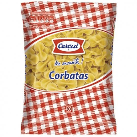 Fideos Corbata N° 80 400 Gr Carozzi