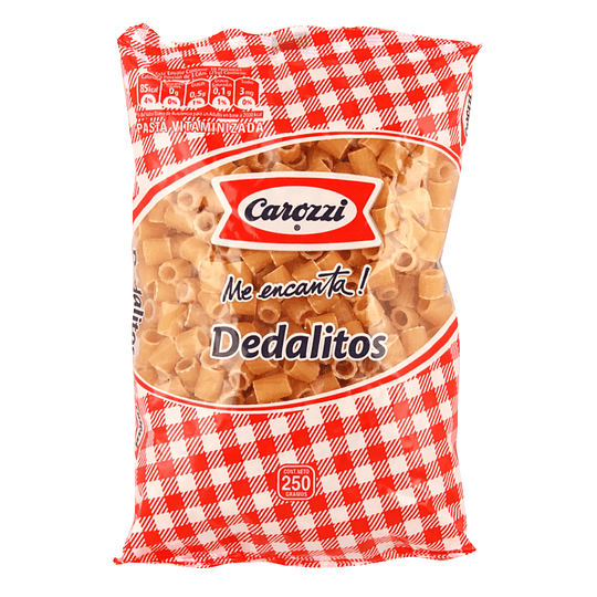 Fideo Dedalito N° 27 250 Gr Carozzi